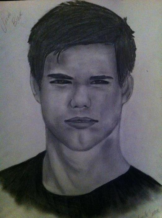 Taylor Lautner par TH-portraits